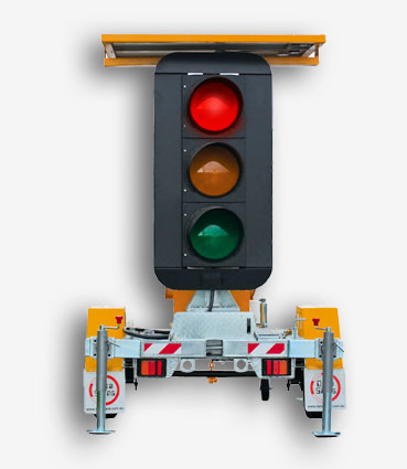 Approved Portable Traffic Lights
